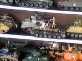 Модели военной техники времен вов