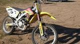 Мотоцикл Suzuki rmz 250 4т, 2009, бу